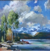 BH-The-Red-Canoe-16x16-1750