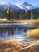 Rocky Mountain Morning