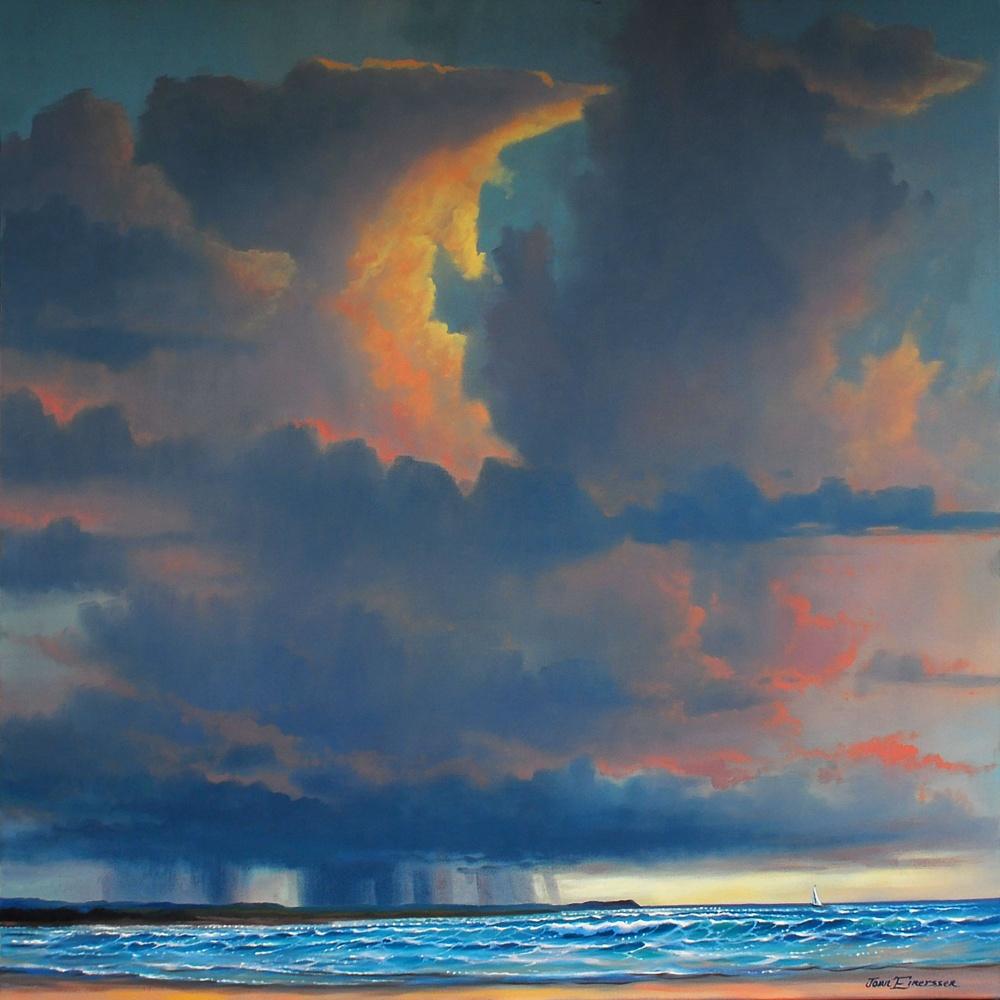 Storm On The Salish Sea