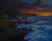 Morning At Big Sur