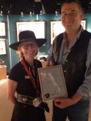 Vance & Dorothy Stampede Award 2014