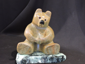 """You're Not Serious 5""""Lx6""""H Soapstone $600.00"""