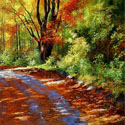Season Of Color 30 x 60