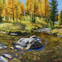 Sunshine Creek 24 x 48