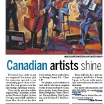Calgary Sun Article on WLAG