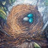CJ_Campbell_nest-series-birds-eye-view-oil-30×30