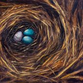 Circle-of-life-20×16-oil-canvas